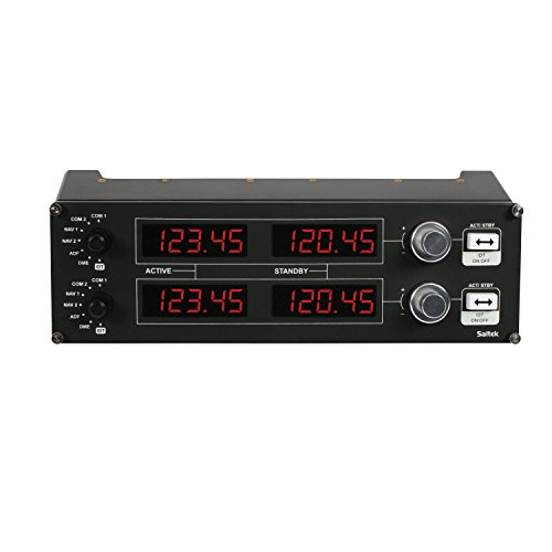 Saitek Pro Flight Radio Panel für PC -