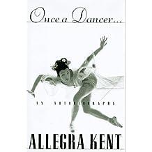 Once a Dancer.