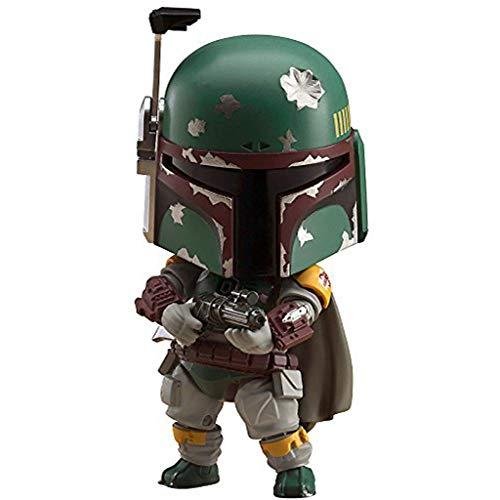 Zhijie-wanju Star Wars 5 / El Imperio Contraataca Boba Fett Nendoroid Figura de Acción No Escala