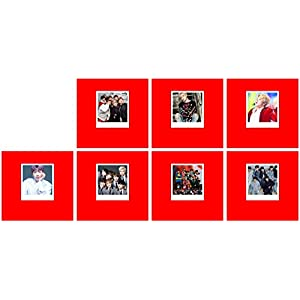 BTS Foto Polaroid retro 1