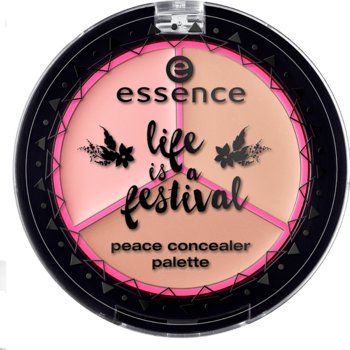Essence Life is a Festival N ° 01 A Piece Of Peace Contenu : 2,67 G Concealer Palette