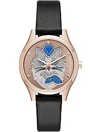 Karl Lagerfeld - Belleville - reloj - schwarz