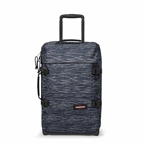 Eastpak - Tranverz S - Bagage à roulettes - Knit Grey - 42L