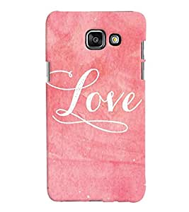 Samsung Galaxy A5 2016 MULTICOLOR PRINTED BACK COVER FROM GADGET LOOKS