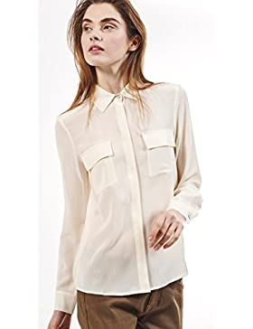 Max & Moi - Camisa MESSAGE - Mujer