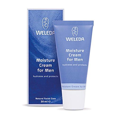 Weleda Moisture Cream for Men - 30ml - PACK OF 5