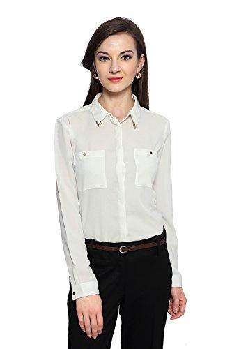 Van Heusen Women Regular Fit Shirt_vwsf314d01903_ Xs
