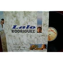Antiguo disco. Old vinyl disc. LALO RODRIGUEZ. VEN DEVORAME OTRA VEZ