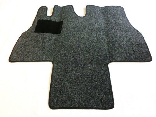 Preisvergleich Produktbild Alpha-Tex 2-1612-029-21-00 Automatte 1-Teilig Anthrazit
