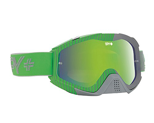 Spy Lens Klutch Maske Smoke/Green Spectra/Clear (Maske Spy)