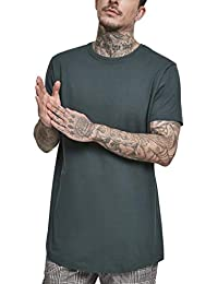 Urban Classics Herren Shaped Long Tee T-Shirt