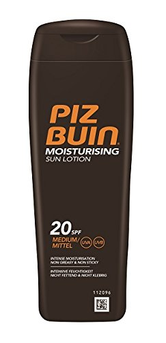 PIZ BUIN PIZ BUIN IN SUN lotion SPF20 medium 200 ml