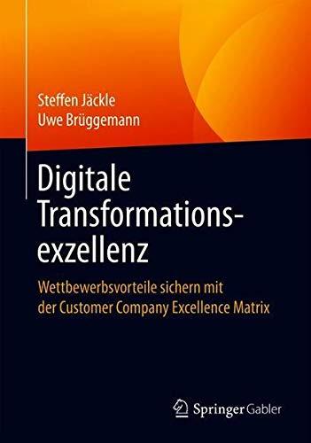ionsexzellenz: Wettbewerbsvorteile sichern mit der Customer Company Excellence Matrix ()