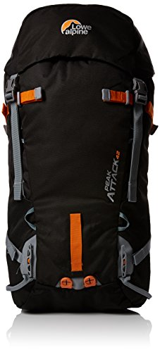 lowe-alpine-rucksack-peak-attack-42-black-pumpkin-66-x-30-x-24-cm-42-liter-fmp-40-bl