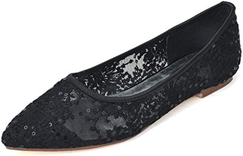 Qingchunhuangtang@ ApparteHommes ts en Dentelle Femmes Chaussures Chaussures Chaussures de Mariage WomHommes  Soirée PompesB07DQSW1NWParent 64c0c2