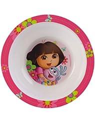 Fun House Dora cuenco micro-ondable diámetro 16cm