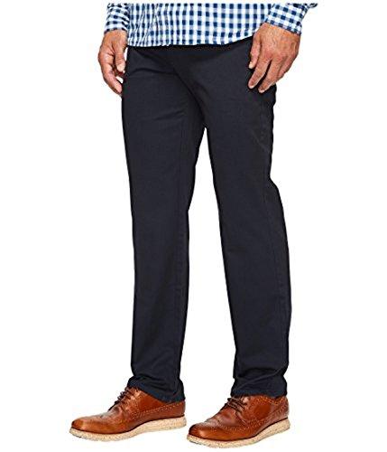 Dockers Men's Men's Easy Khaki Slim Flat Front Dockers Navy Pants