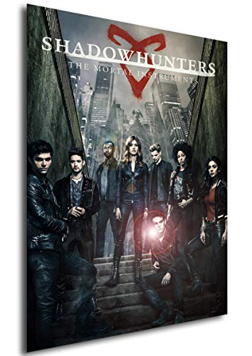 Series - Shadowhunters Poster (Poster 70x50) ()