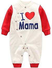 Anywow - Pantalón de Peto - para bebé niña