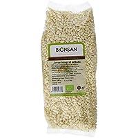 Bionsan Arroz Integral Inflado - 3 Paquetes de 180 gr - Total: 540 gr