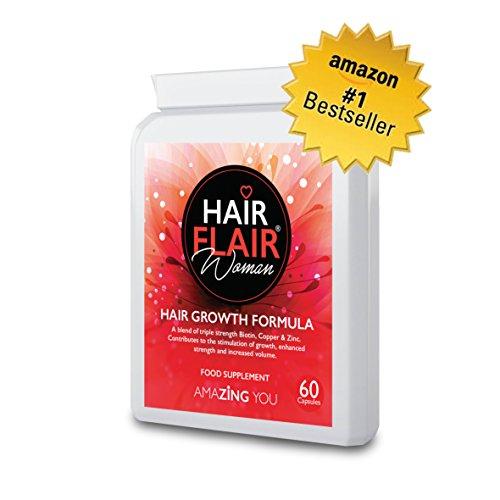 Zing pelo Flair® para las mujeres–# 1más vendido extrema pelo suplementos de vitalidad para mujeres con nuestra propia especial formulación para Amazing pelo. Envío gratuito.