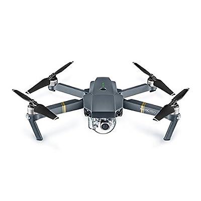 DJI Mavic Pro Quadcopter Drone 4K Camera, GPS, 40mph DJi Factory Refurbished