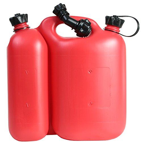 Preisvergleich Produktbild Kraftstoff-Doppelkanister