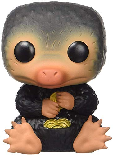 Funko 10408 Harry Potter Phantastische Tierwesen-Niffler Figur, Multi, Einheitsgröße