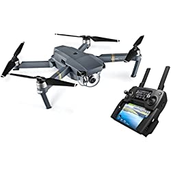 DJI - Mavic Pro - Quadcopter Drone con fotocamera