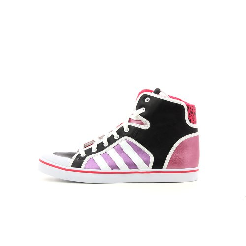 adidas Originals Honey Hoop W, Baskets mode femme Noir