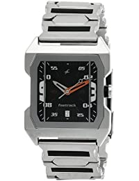 Fastrack Party Analog Black Dial Men's Watch -NK1474SM02