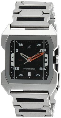 Fastrack Party Analog Black Dial Men's Watch - NE1474SM02 image