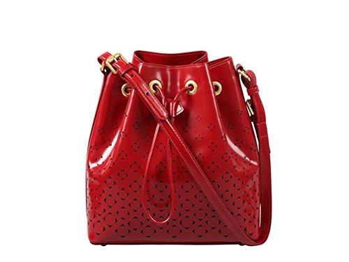 GBT Handtaschen-Schulterbeutel-beiläufige Handtaschen Red