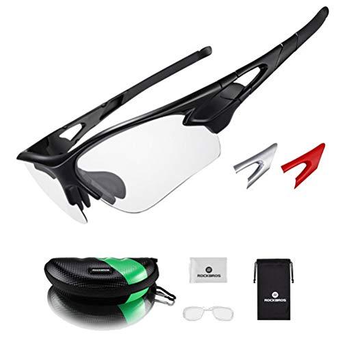 Outdoor-Radsportbrille Unisex Winddicht Staubdicht Anti-Fog Sanddicht Spritzwassergeschützt UV-Schutz Motorrad Fahrradzubehör Reiten Angeln Wandern