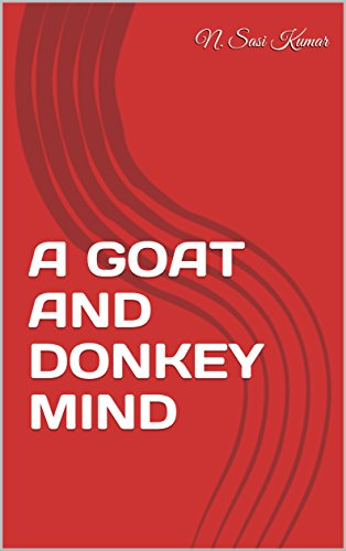 A GOAT AND DONKEY MIND (Bed time stories Book 3) (English Edition)