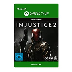 Injustice 2: Red Hood Character DLC | Xbox One – Download Code