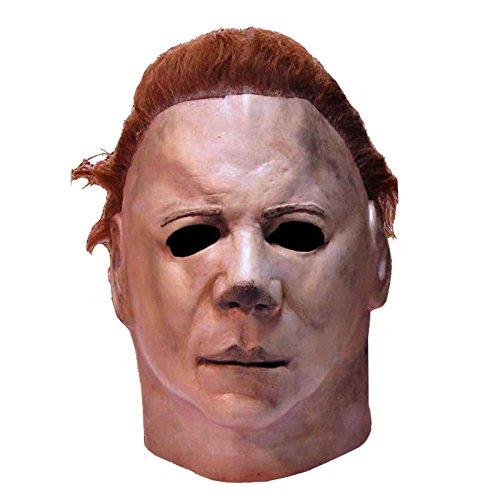 Generico-mahal787-Maschera Lattice adulto di lusso-Halloween II-Taglia unica