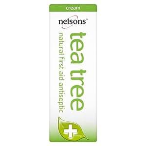Nelsons Tea Tree Cream 50g