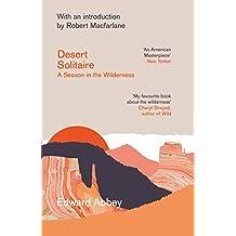 Abbey, E: Desert Solitaire