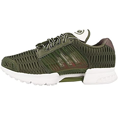 Adidas Schuhe Climacool 1 Unisex base green-vintage white-base green (BA8571), 40, gruen