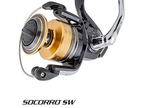 77148c6ff7c SHIMANO Socorro SW, Offshore Saltwater Spinning Fishing Reel