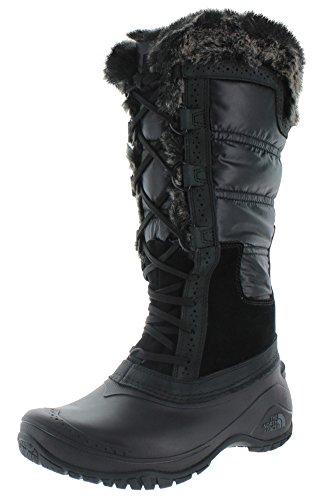 The North Face Shellista II Tall Damen Textile Winterstiefel Black
