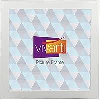 Vivarti Marco de Fotos Blanco Mate, 30 x 30 cm