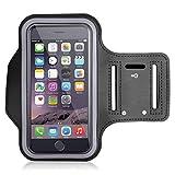TGK Universal Sports Running Jogging Gym Armband Case Holder for Smartphone, Apple iPhone