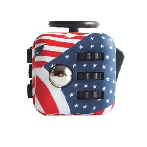 Wangyue NEW Camouflage Series of Fidget Toy Fidget Cube Stress Reducer Relieves Stress And Anxiety Toy - 2