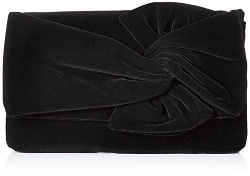 Dreams Velvet Black Mhz GERRY WEBER 1 Schwarz Clutch Damen 2x16x27 cm tww6ER