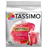 Twinings Tassimo Fruits Du Thé Forestier (16 Portions) (Pack de 2)