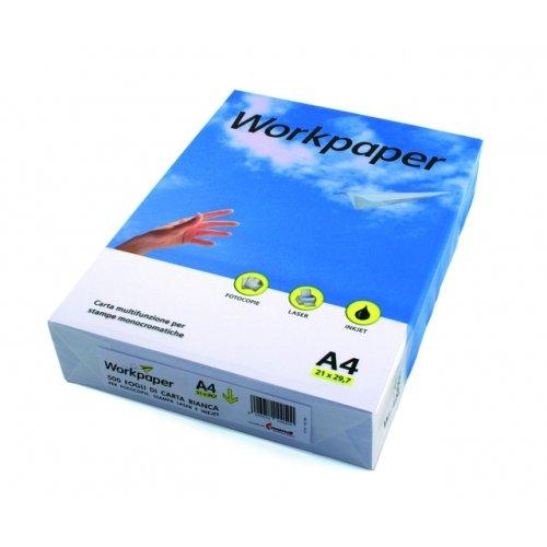 Risma carta fotocopie a4 - 500 fogli per fotocopie, stampa laser e inkjet