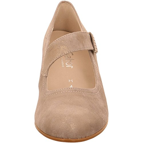 Gabor 46.145.93, Scarpe col tacco donna Grigio (grigio)