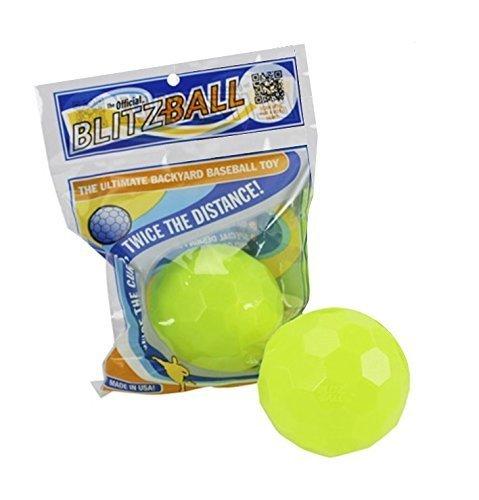 Blitzball Kunststoff-Baseball (2er-Pack) by Blitzball -